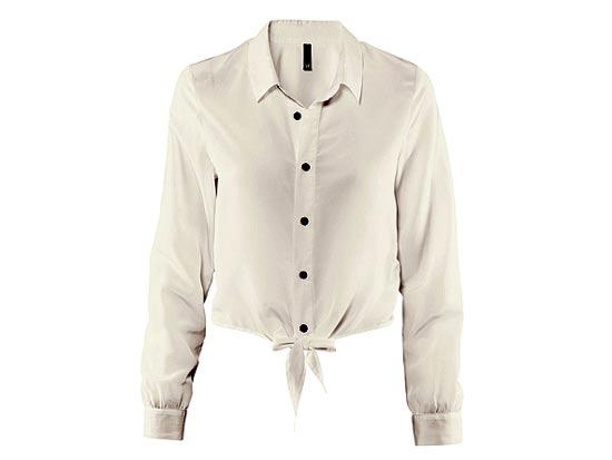 אופנה, חולצה מכופתרת / צלם: יחצ